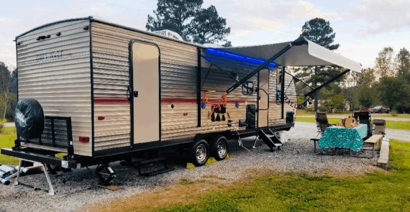 Camper RV Security