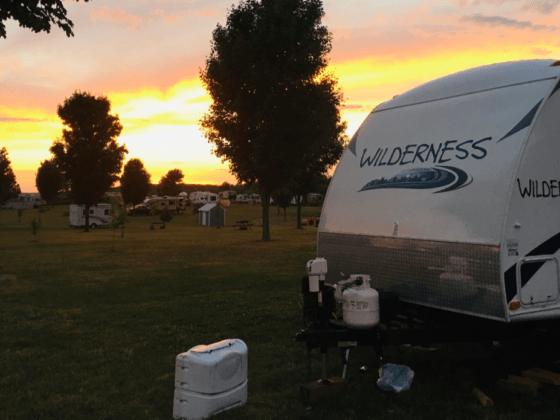 Essential RV Camping Equipment