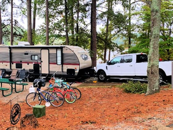 GPS for your camper